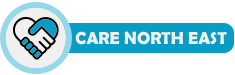 Image of Care North East Logo