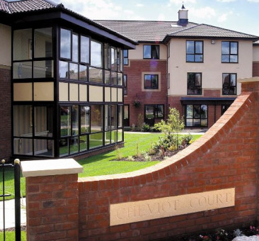 Image of Cheviot Court, a Care North East Care Home
