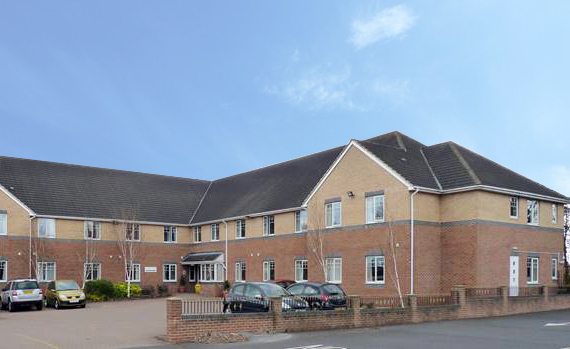 Image of St Aidan Lodge, a Care North East Care Home