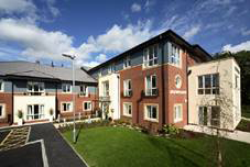 Image of a Care North East Members Care Home.